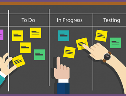 Development process and tasks