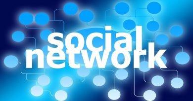 Top five social media sites of 2016