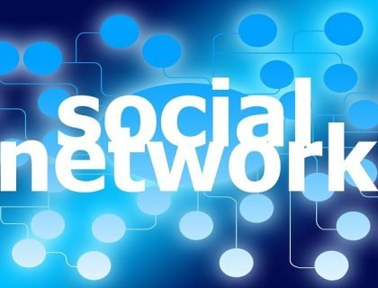 Top five social media sites of 2016