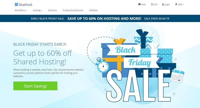 Bluehost - Affordable WordPress Hosting