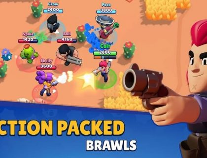 Brawl Stars Mobile Game for Android and iOS