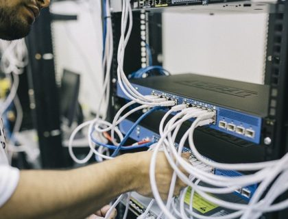 Implementing high speed Internet connection for business