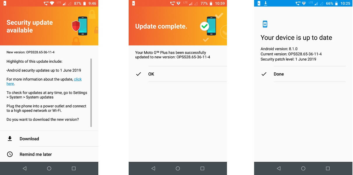 Latest Android Security Update Available for Download for