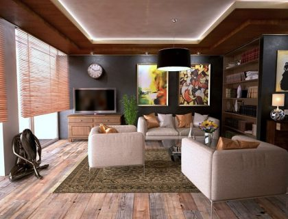 A smart home in a very well organized manner