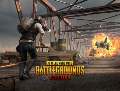 Player Unknown's Battleground (PUBG) Mobile Cover