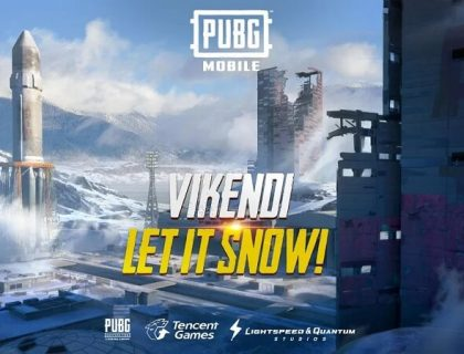 PUBG Mobile New Vikendi Snow Map Released