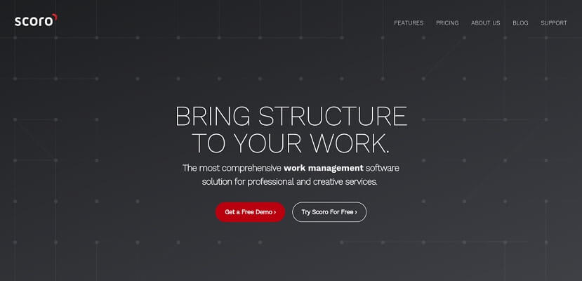 Scoro - Comprehensive work management software