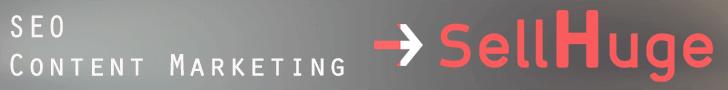 SellHuge Banner Ad Image