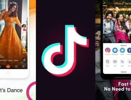 TikTok Video App's Screenshots