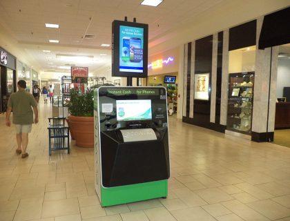 EcoATM, Valdosta Mall